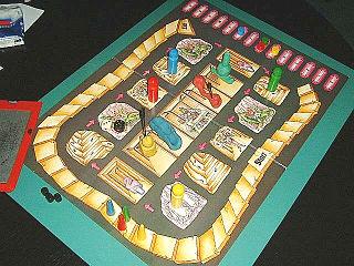 <i>Barbarossa</i> (board game) Plasticine-shaping board game