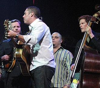 Rock music of Canada - Barenaked Ladies at Massey Hall 2008.