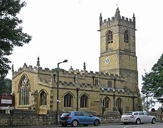 Barnburgh village in United Kingdom