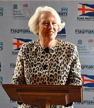 Helene Hayman, Baroness Hayman - Hayman in 2011