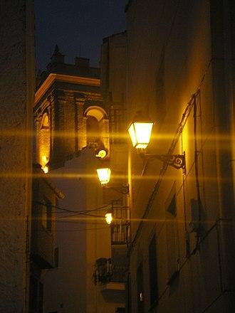 Calles - Image: Barrio de la petrosa