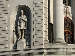 Bartolomeu Dias, South Africa House.JPG