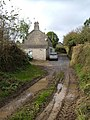 Barton Cottages, Spriddlestone - geograph.org.uk - 279504.jpg