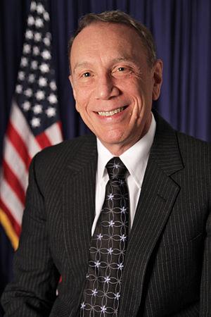 Vic Basile - Victor Basile, official OPM portrait