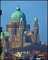 Basilique de Koekelberg in Neo-Byzantine Art Deco Style - panoramio.jpg