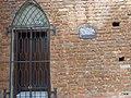 Baszta Dominikanów zbudowana w poczatkach XIV w. Wzniesiona i broniona przez Dominikanów Chełmińskich.Przebudowana w czasach nowożytnich. - panoramio (1).jpg