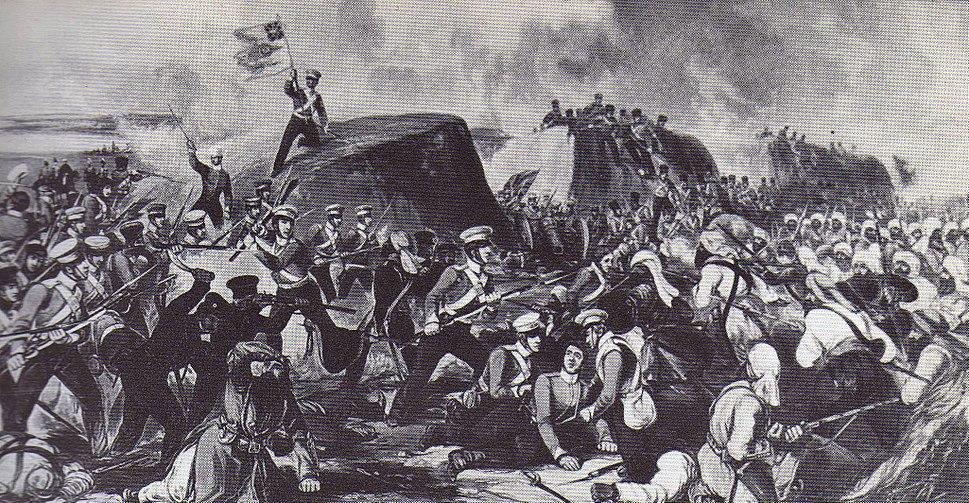 Bataille de Sobraon