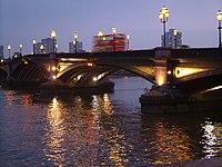 Battersea Bridge at dusk - geograph.org.uk - 262327.jpg