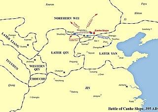 Battle of Canhe Slope