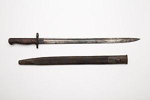 Pattern 1907 bayonet - Wikipedia