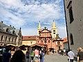 Bazilika Svatého Jiří, Pražský Hrad, Hradčany, Praha, Hlavní Město Praha, Česká Republika (48792047872).jpg