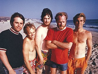 Lo-fi music - The Beach Boys (pictured in 1967) recorded albums at Brian Wilson's home studio from 1967 to 1972.