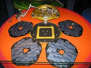<i>Beagle 2</i> Failed Mars lander launched in 2003