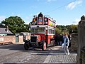 Beamish Museum B-Type replica bus B1349 (DET 720D), 1 October 2008 uncropped.jpg