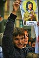 Beata Ignoranza - Manifestazione contro la legge 133 e il decreto Gelmini - 30 ottobre 2008 - Italy.jpg