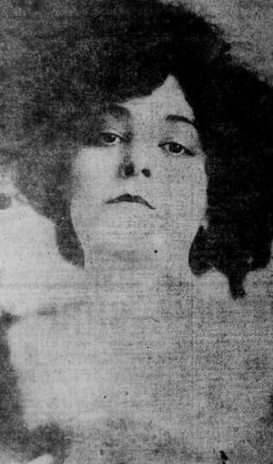 Beatriz Michelena - Michelena in 1910