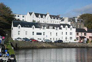 Mary MacPherson - Beaumont Crescent, Portree. Last known address of Mairi Mhor nan Oran