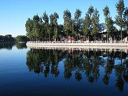 Beijing - Shichahai lakes