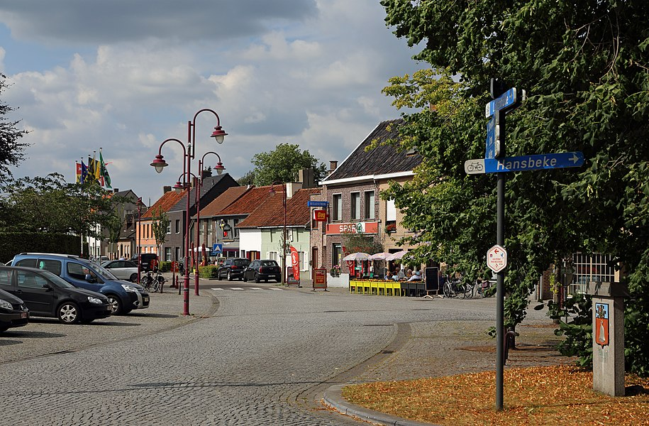Bellem (municipality of Aalter, province of East Flanders, Belgium): Bellemdorpweg