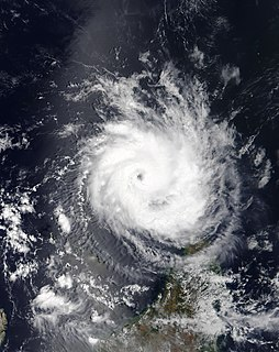 Cyclone Belna South-West Indian cyclone in 2019