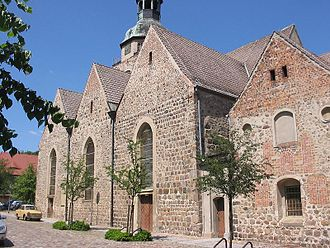 Bad Belzig - St Mary's Church