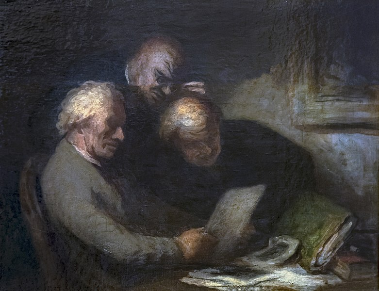 honore daumier - image 3