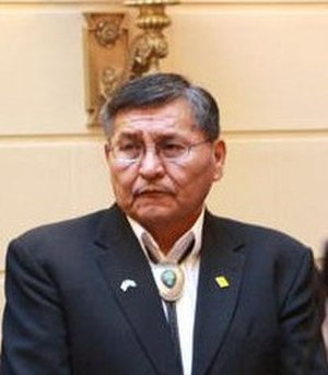 President of the Navajo Nation