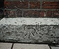 Bench Mark, Belfast - geograph.org.uk - 1773647.jpg