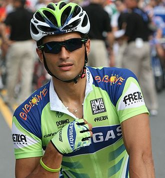 Daniele Bennati - Bennati at the 2008 Philadelphia International Championship.