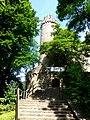 Bensheim-Auerbach – Schloss Auerbach - Eingang - panoramio.jpg