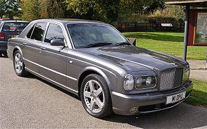 Bentley Arnage - Image: Bentley Arnage Flickr mick Lumix