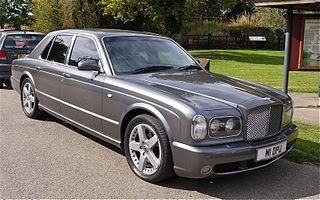 Bentley Arnage car model