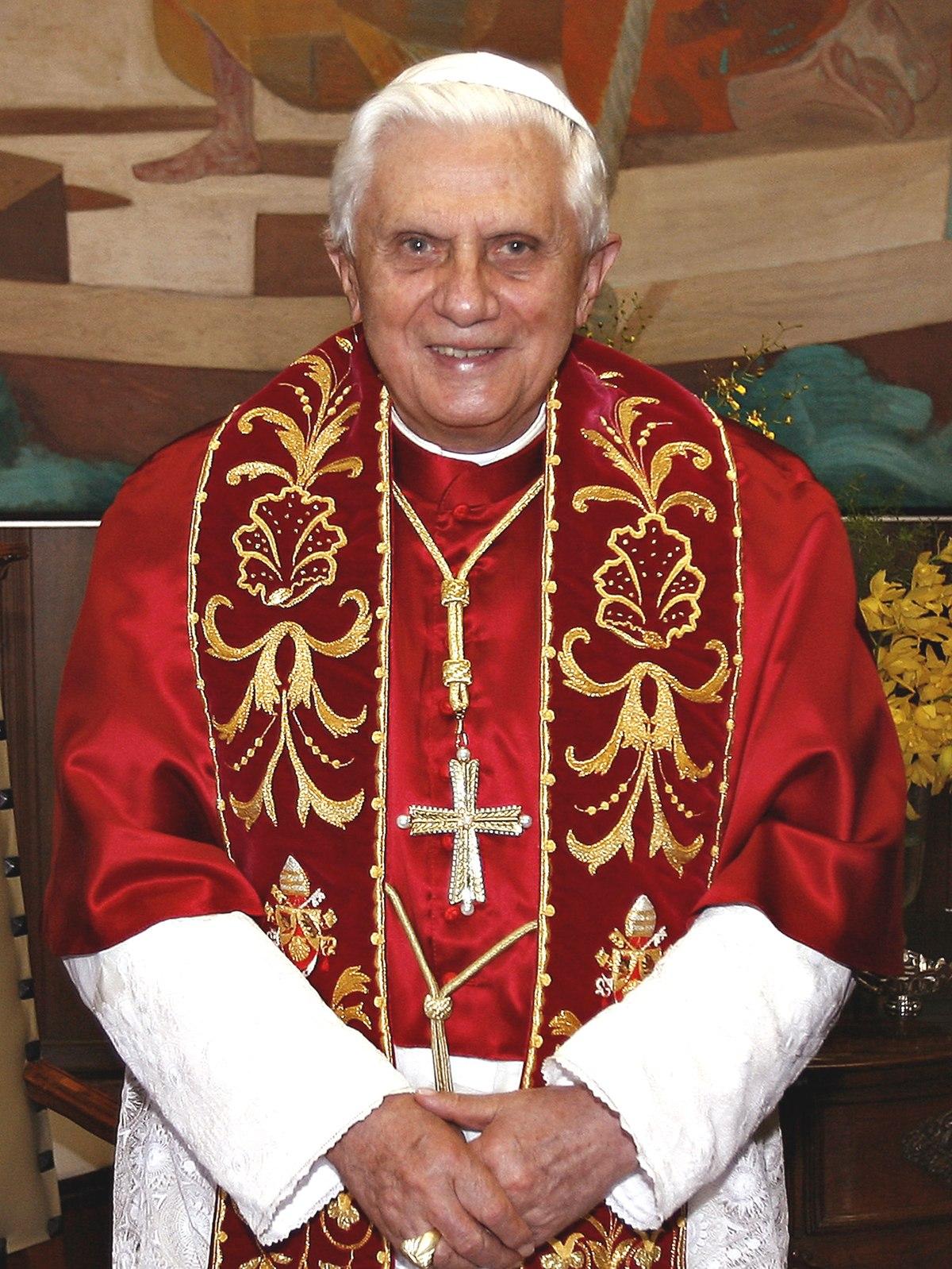 Benedikt XVI –