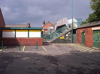Benton Metro station - Image: Benton Metro Station geograph.org.uk 222804