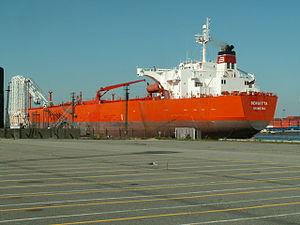 Bergitta IMO 9197715 pic1 at Port of Antwerp 19-Sep-2005.jpg