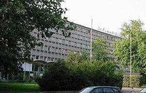 Fritz Bornemann - Amerika-Gedenk Bibliothek (America Commemoration Library), Berlin