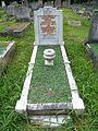 Bernard Henry Walter RAFVR grave Southgate Cemetery.jpg