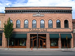 National Register of Historic Places listings in Bonner County, Idaho