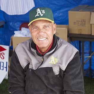 Bert Campaneris Cuban baseball player