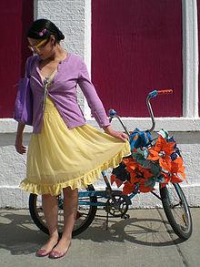 Yellow dress maiden wikipedia