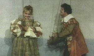 Laura Betti - Betti with Franco Franchi (1965)