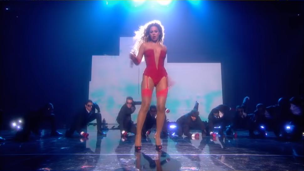 Beyonce MTV EMA 2009