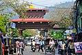 Bhutan gate Jaigaon 2.jpg