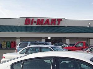 Bi-Mart - A typical Bi-Mart store in Ontario, Oregon