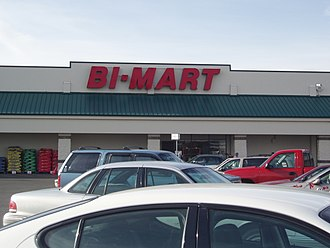 Pay 'n Save - A Bi-Mart store in Ontario, Oregon