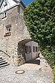 Biberach an der Riß, Stadtbefestigung, Mauer am Weißen Turm 20170630 001.jpg