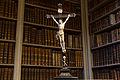 Bibliothèque du Grand Séminaire de Strasbourg Christ en ivoire du XVIIIe siècle.jpg