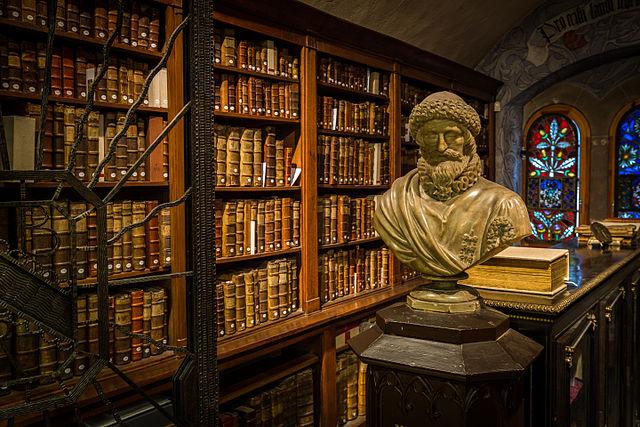 Гуманистическая библиотека Селеста