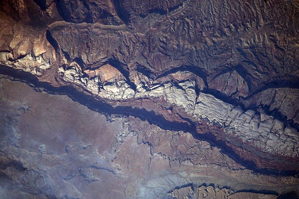 Big Thomson Mesa, Capitol Reef National Park, Utah