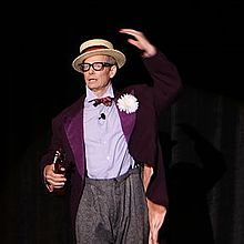 L'actor estatounitense Bill Irwin, en una imachen de 2013
